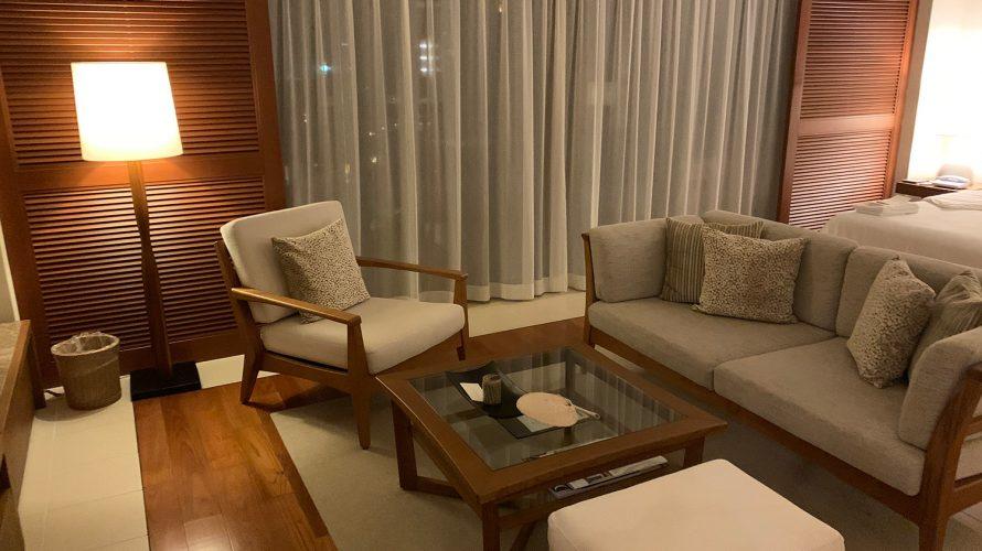 沖縄で最高のホテル!ザ・テラスクラブ アット ブセナ