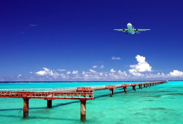 欠航リスクの高い離島などは特にオススメ!ANA旅作で行こう!